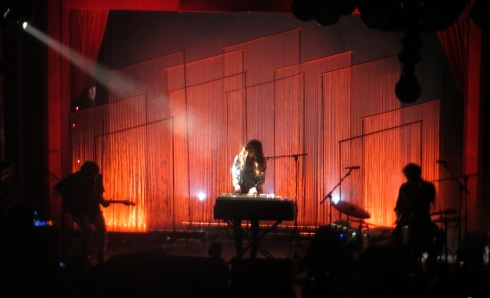 Beach House en Sala Apolo